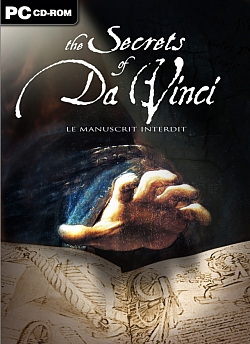 The secret of Da Vinci - Das verbotene Manuskript  Lösung, Saves, Review, Demo, Trailer, Sample, Screenshots, Patch, News, Preview, Interview, etc.