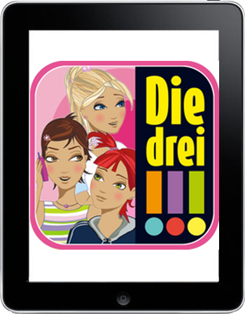 Die drei !!! - Auf der Spur (iPad) Lösung, Saves, Review, Demo, Trailer, Sample, Screenshots, Patch, News, Preview, Interview, etc.