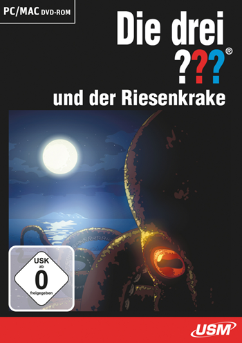Die drei ??? 10 - Der Riesenkrake Lösung, Saves, Review, Demo, Trailer, Sample, Screenshots, Patch, News, Preview, Interview, etc.