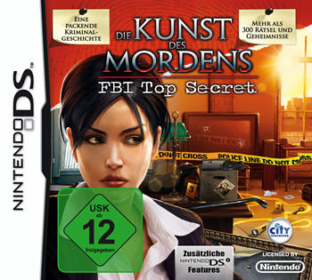 Die Kunst des Mordens - FBI Top Secret (Nintendo DS)