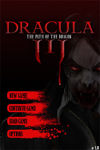 Dracula 3 - Der Pfad des Drachen (iPhone & iPod touch) Lösung, Saves, Review, Demo, Trailer, Sample, Screenshots, Patch, News, Preview, Interview, etc.