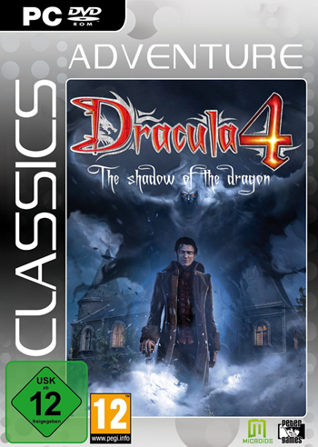 Dracula 4 - The Shadow of the Dragon (Neuauflage 2014)