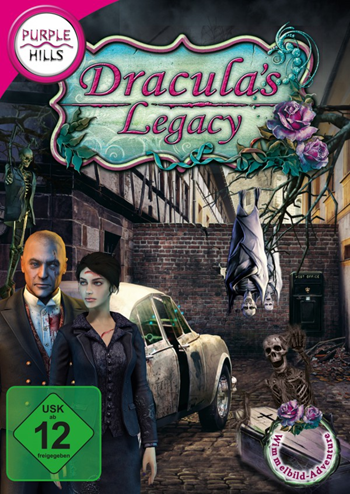 Dracula's Legacy Lösung, Saves, Review, Demo, Trailer, Sample, Screenshots, Patch, News, Preview, Interview, etc.