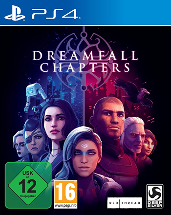The longest Journey 3 - Dreamfall Chapters (PlayStation 4)