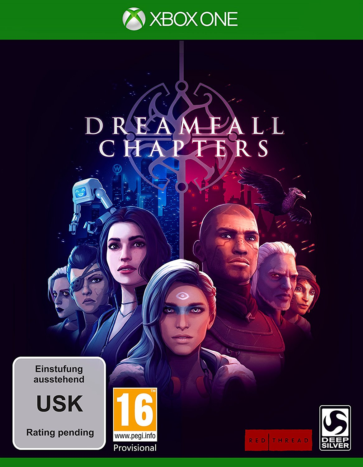 The longest Journey 3 - Dreamfall Chapters (XBox one)