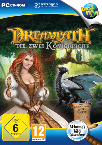 Dreampath 1 - Die zwei Königreiche Lösung, Saves, Review, Demo, Trailer, Sample, Screenshots, Patch, News, Preview, Interview, etc.