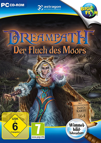 Dreampath 2 - Der Fluch des Moors Lösung, Saves, Review, Demo, Trailer, Sample, Screenshots, Patch, News, Preview, Interview, etc.