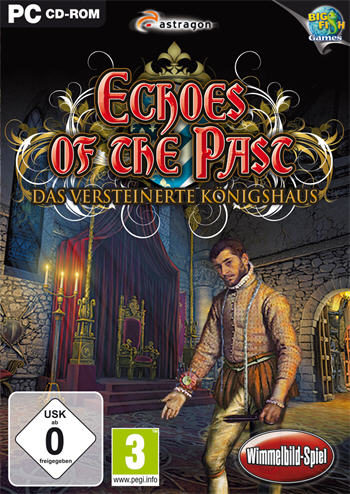 Echoes of the Past 1 - Das versteinerte Königshaus Lösung, Saves, Review, Demo, Trailer, Sample, Screenshots, Patch, News, Preview, Interview, etc.