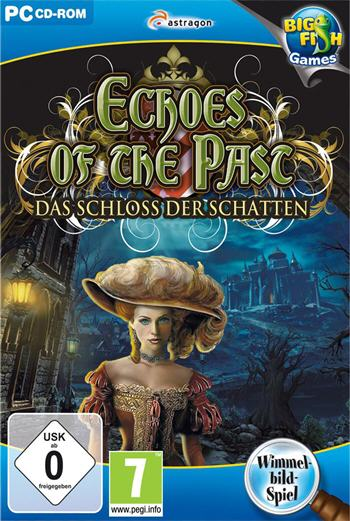 Echoes of the Past 2 - Das Schloss der Schatten Lösung, Saves, Review, Demo, Trailer, Sample, Screenshots, Patch, News, Preview, Interview, etc.