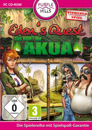Eden's Quest - The Hunt for Akua Lösung, Saves, Review, Demo, Trailer, Sample, Screenshots, Patch, News, Preview, Interview, etc.