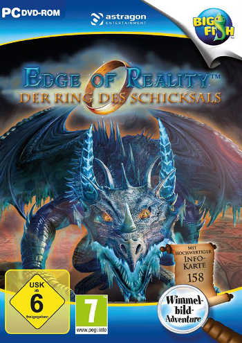 Edge of Reality 1 - Der Ring des Schicksals