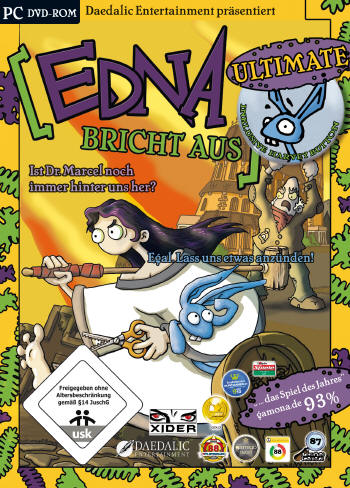 Edna Bricht Aus (Ultimate-Edition)