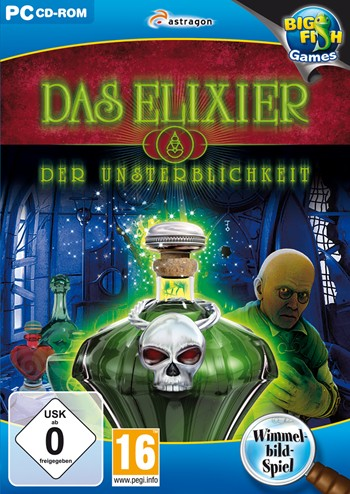 Das Elixier der Unsterblichkeit Lösung, Saves, Review, Demo, Trailer, Sample, Screenshots, Patch, News, Preview, Interview, etc.