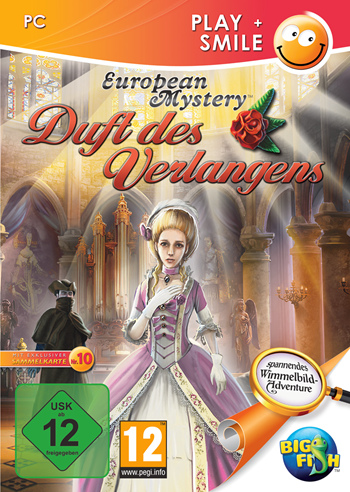 European Mystery 1 - Duft des Verlangens Lösung, Saves, Review, Demo, Trailer, Sample, Screenshots, Patch, News, Preview, Interview, etc.