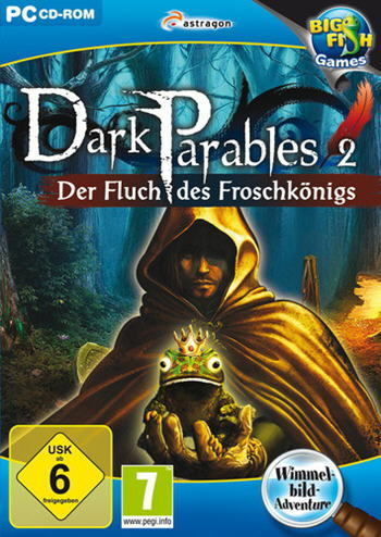Dark Parables 02 - Der Fluch des Froschkönigs