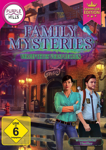 Family Mysteries 1 - Vergiftetes Versprechen