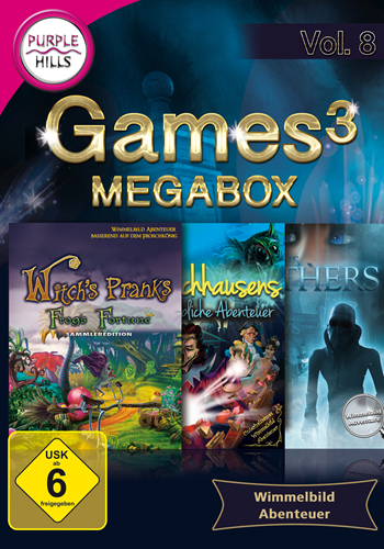 Games3 - Megabox Volume 8