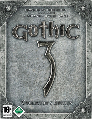 Gothic 3 (Neuauflage 2006) (Collector's Edition)
