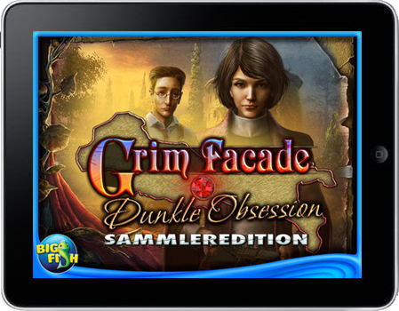Grim Facade 02 - Dunkle Obsession (iPhone & iPad) Lösung, Saves, Review, Demo, Trailer, Sample, Screenshots, Patch, News, Preview, Interview, etc.