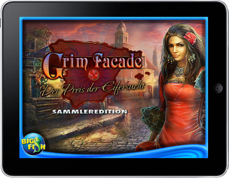 Grim Facade 03 - Der Preis der Eifersucht (iPhone & iPad) Lösung, Saves, Review, Demo, Trailer, Sample, Screenshots, Patch, News, Preview, Interview, etc.