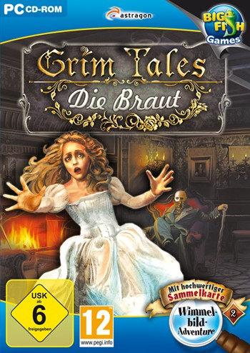 Grim Tales 01 - Die Braut Lösung, Saves, Review, Demo, Trailer, Sample, Screenshots, Patch, News, Preview, Interview, etc.