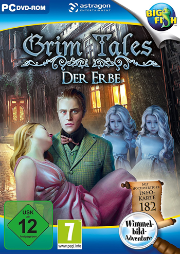 Grim Tales 10 - Der Erbe Lösung, Saves, Review, Demo, Trailer, Sample, Screenshots, Patch, News, Preview, Interview, etc.