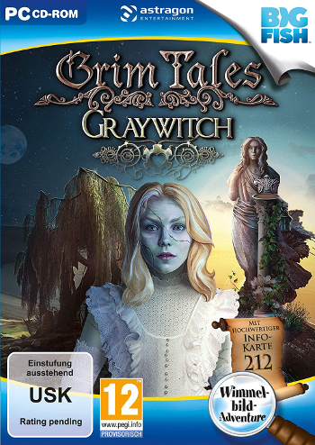 Grim Tales 12 - Graywitch Lösung, Saves, Review, Demo, Trailer, Sample, Screenshots, Patch, News, Preview, Interview, etc.