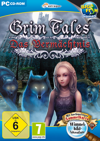 Grim Tales 02 - Das Vermächtnis Lösung, Saves, Review, Demo, Trailer, Sample, Screenshots, Patch, News, Preview, Interview, etc.