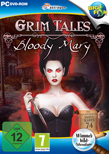 Grim Tales 05 - Bloody Mary Lösung, Saves, Review, Demo, Trailer, Sample, Screenshots, Patch, News, Preview, Interview, etc.