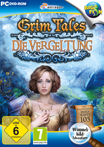 Grim Tales 06 - Die Vergeltung Lösung, Saves, Review, Demo, Trailer, Sample, Screenshots, Patch, News, Preview, Interview, etc.