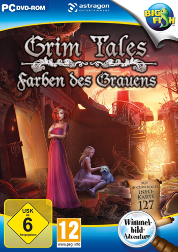 Grim Tales 07 - Farben des Grauens Lösung, Saves, Review, Demo, Trailer, Sample, Screenshots, Patch, News, Preview, Interview, etc.
