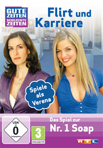 Gute Zeiten, schlechte Zeiten - Flirt und Karriere  L�sung, Saves, Review, Demo, Trailer, Sample, Screenshots, Patch, News, Preview, Interview, etc.