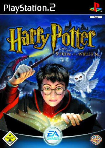 Harry Potter 1 - Der Stein der Weisen (PlayStation 2)
