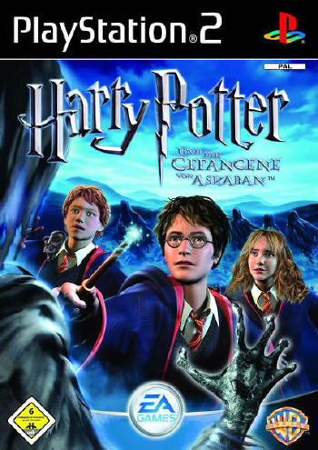 Harry Potter 3 - Der Gefangene von Askaban (PlayStation 2)