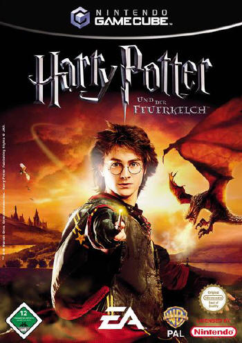 Harry Potter 4 - Der Feuerkelch (GameCube)