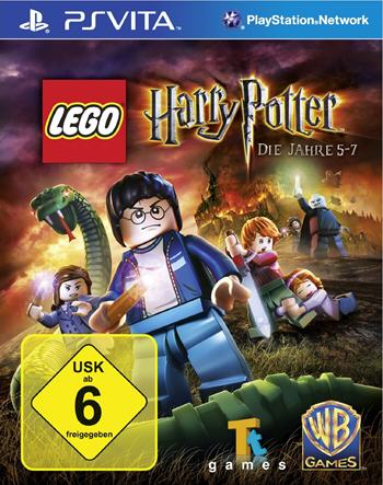 Lego Harry Potter - Die Jahre 5 - 7 (PlayStation Vita)