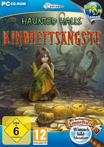 Haunted Halls 2 - Kindheitsängste