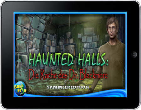 Haunted Halls 3 - Die Rache des Dr. Blackmore (iPad)