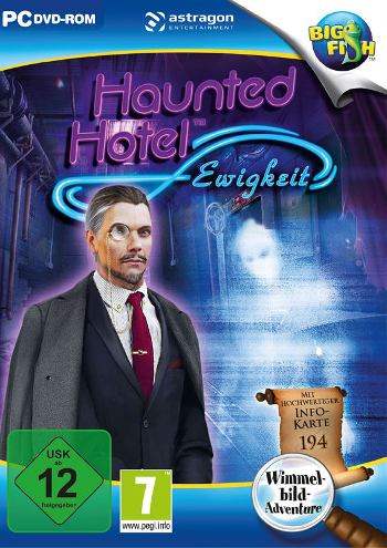 Haunted Hotel 08 - Ewigkeit
