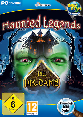 Haunted Legends 01 - Die Pik-Dame