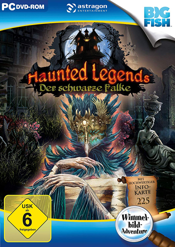 Haunted Legends 10 - Der schwarze Falke