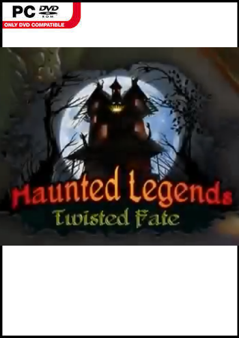 Haunted Legends 13 - Twisted Fate
