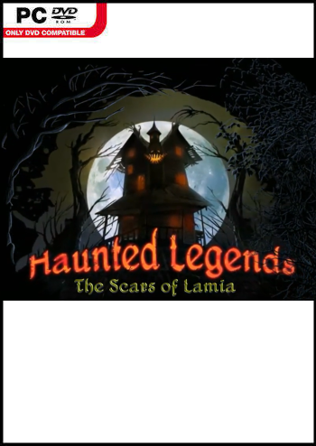 Haunted Legends 15 - Die Narben der Lamia