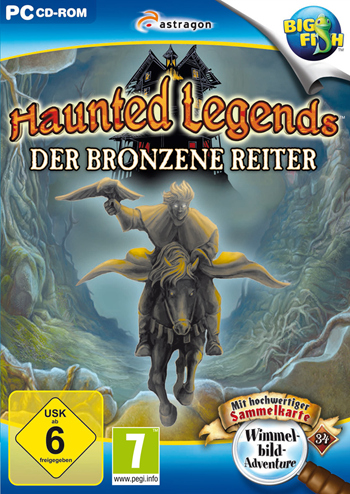 Haunted Legends 02 - Der Bronzene Reiter