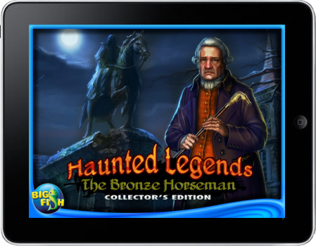 Haunted Legends 02 - Der Bronzene Reiter (iPhone & iPad) Lösung, Saves, Review, Demo, Trailer, Sample, Screenshots, Patch, News, Preview, Interview, etc.