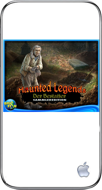 Haunted Legends 03 - Der Bestatter (iPhone)