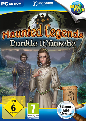 Haunted Legends 06 - Dunkle Wünsche