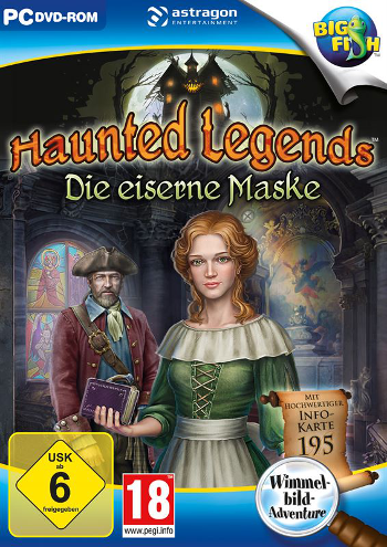 Haunted Legends 08 - Die eiserne Maske
