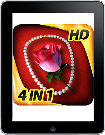 4 in 1 Romance Pack (iPad)