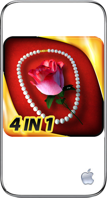 4 in 1 Romance Pack (iPhone)